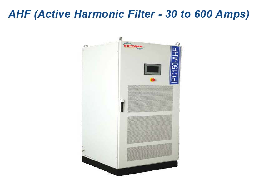 AHF (Active Harmonic Filter - 30 to 600 Amps)