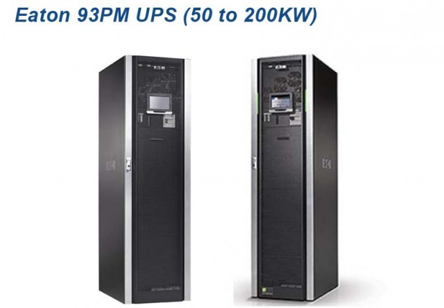 Eaton 93PM UPS (50 to 200KW)
